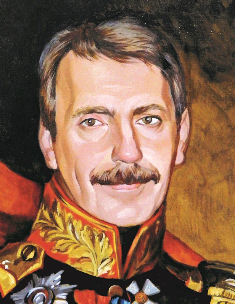портрет маслом по фото Сургут