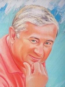 Портрет маслом начальнику